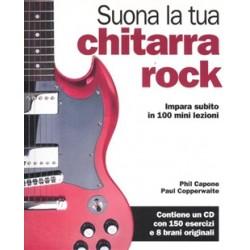 Suona la tua chitarra rock....
