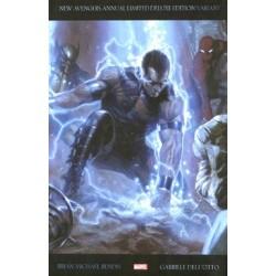 New Avengers. Annual 1....