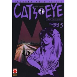 Cat's eye Vol. 5 di Tsukasa...