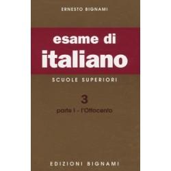 Esame di italiano. Scuole...