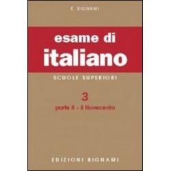 Esame di italiano. Vol. 32:...