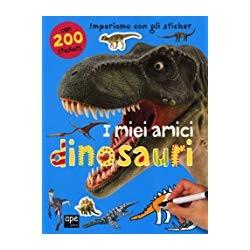I miei amici dinosauri. Con...