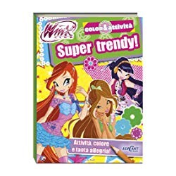 Super trendy! Winx club....