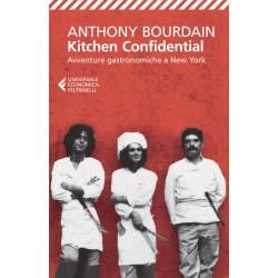 Kitchen confidential. -...