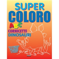 Super coloro ABC Cornicette...
