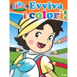 Evviva i colori! Heidi