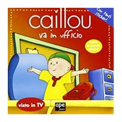 Caillou va in ufficio. Con...