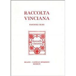 Raccolta Vinciana (1994)...