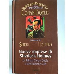 Nuove imprese di Sherlock...