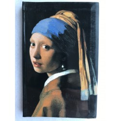 Jan Vermeer, Girl with a...