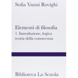 Elementi di filosofia. Vol....