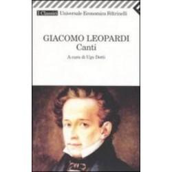 Canti - di Giacomo Leopardi