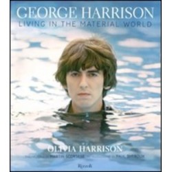 George Harrison. Living in...