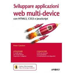 Sviluppare applicazioni web...