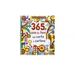 365 cose da fare con carta...