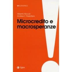 Microcredito e...